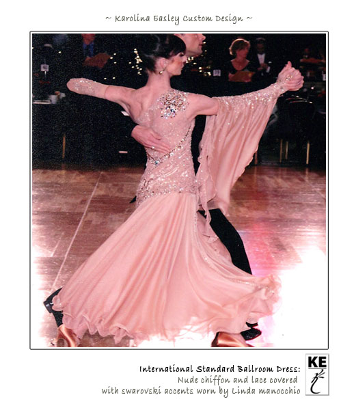 International Smooth Ballroom Dance